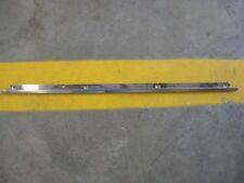 1966-67 CHEVROLET CHEVELLE SS396 MALIBU 300 OE GM CHROME TRIM PANEL MOLDING REAR