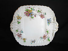 Minton VERMONT - Squared Handle Cake Plate