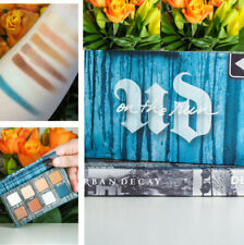 Limited Edition Urban Decay On The Run Detour Eye Shadow Palette