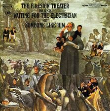 Firesign Theatre - Waiting for the Electrician or Someone Like Him [New CD]