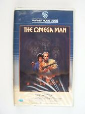 The Omega Man VHS Charlton Heston, Anthony Zerbe, Rosalind Cash