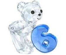 Swarovski Kris Bear Number Six 6 # 5108728 New in Original Box