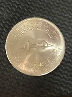 Token Ponts Jacques Cartier Et Champlain Bridge Token Coin C17