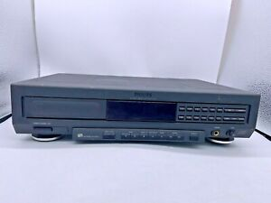 Rare Vintage Phillips 70 CD 910/00/S 900 Series Compact Disk Player CD 910