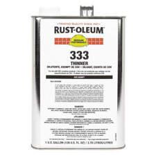 Rust-Oleum 333402 Paint Thinner,1 gal.Brush,Roll,Spray,Voc Content: 0g/L 3Jr74