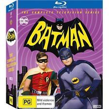 Batman Complete Original TV series Season 1 2 3 1-3 New Oz Blu Ray Set