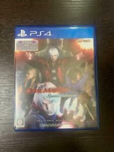 PS4 Devil May Cry 4 Special Edition 4976219062510 Japanese ver from Japan