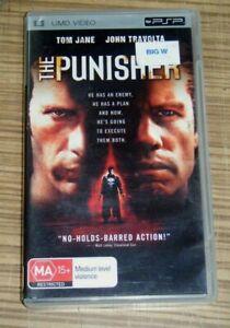 PSP UMD Movie - The Punisher