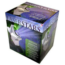 Laser Stars Twilight Projector Ceiling Night Effect Light Show Space Hologram