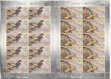 Moldova 2020 EUROPA CEPT.Ancient postal routes.Set 2 SLets.MNH.