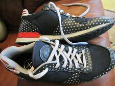 red white blue stars stripes patriotic mens 11 womens 13 sneakers inkkas unisex