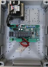 Est venu za4 porte panneau de contrôle avec transformateur & récepteur radio pcb