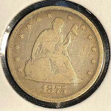 1875-P Twenty Cent Piece