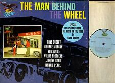 THE MAN BEHIND THE WHEEL dave dudley/george morgan/johnny bond/willis bros LP