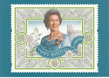 1996 HM THE QUEEN 70th BIRTHDAY MINT PHQ CARD No D11