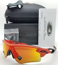 NEW Oakley Radarlock Path sunglasses Red Prizm Ruby 9206-45 AUTHENTIC Asian Fit