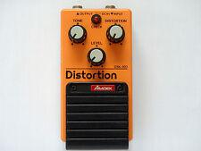 Vintage Amdek DSK-100 Distortion Guitar Effect Pedal Roland DG