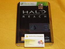 HALO 3 REACH LIMITED EDITION XBOX 360 NUOVA SIGILLATA ufficiale ITALIANA RARA