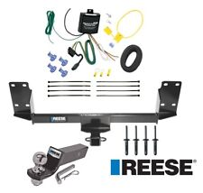 """Reese Trailer Tow Hitch For 07-18 BMW X5 Complete Package w/ Wiring and 2"""" Ball"""