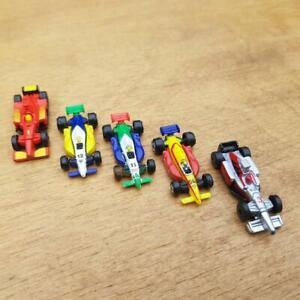 5 x Micro Machines F1 Cars 1999 Hasbro and 2000 Placo