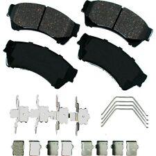 Disc Brake Pad Set-ProACT Ultra Premium Ceramic Pads Front Akebono ACT1164