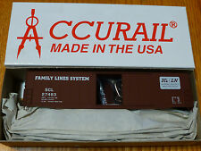 Accurail HO #5709 (50' Welded Box) SCL
