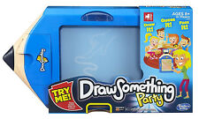 New! Draw Something Party Game By Hasbro