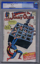 Superman's Pal Jimmy Olsen #148 DC Pub 1972 CGC 9.6 (NEAR MINT +) Old Label !