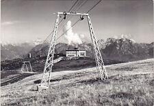 BELLUNO NEVEGAL 01 RIFUGIO BRIGATA ALPINA CADORE Cartolina FOTOGRAF. viagg. 1968