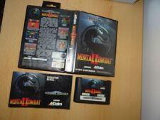 Jeux vidéo anglais Mortal Kombat PAL