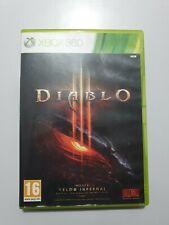 DIABLO III Xbox 360  PAL España COMPLETO