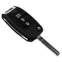Flip Key Fob Keyless Entry Remote for KIA Carens 2013-14, Optima Sorento 2013-15