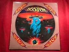 G1-2 BOSTON  ... PICTURE DISC ..... 1976  ..... BOTH SIDES OF DISC PRINTED