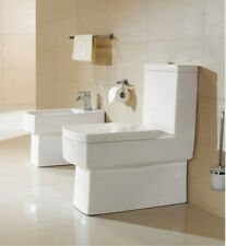 One Piece Toilet - Modern Bathroom Toilet - Dual Flush Toilet - France - 26""