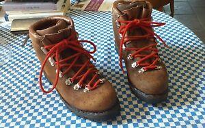 Galibier Makalu, chaussures de montagne, cuir, taille 41,semellesen caoutchouc