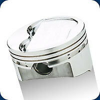 138727 SRP Pistons 302 Stock Block Windsor Dish 307 Ford 4.040 Bore 8.0:1 Comp