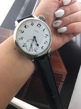 DOXA Enamel Vintage Watch Swiss ANTIQUE Stainless Steel Wristwatch Luxury 57Mm