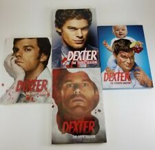Dexter TV Series DVD Season 1 3 4 5 Box Sets Lot is Mix of New & Pre-Owned