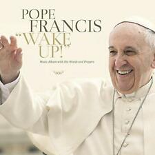Pope Francis - Wake Up! (NEW CD)