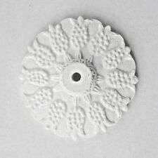 Miniature Ceiling Rose for a dolls house : 55mm diamater