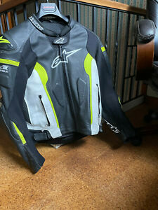 Alpinestars Missle leather jacket 48 (tech air)