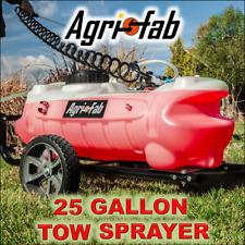 AGRI-FAB 25 Gal (environ 94.64 L) Tow Pulvérisateur 45-0293 * MTD * Countax * HONDA