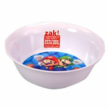 SUPER MARIO BROTHERS Melamine Bowl new BPA Free !!!