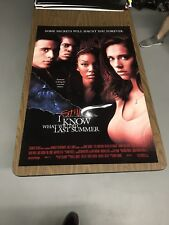 I STILL KNOW WHAT YOU DID LAST SUMMER - 27x40 Original DS Movie Poster - Hewitt