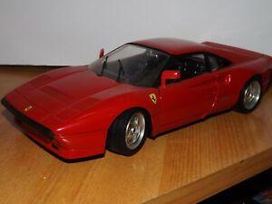 1/18 SCALE HOT WHEELS FERRARI 288 GTO