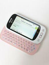LG GT350 Mobile Phone - White & Pink - TESTED IN GOOD COSMETIC CONDITION.