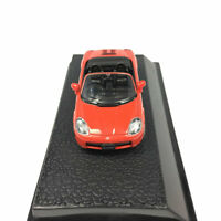 1:43 Scale Toyota MR2 Cabriolet  Sports Car Model Car Diecast Collection Red