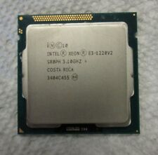 Intel Xeon E3-1220V2 Quad Core Processor ~ SR0PH ~ Socket 1155 ~ Tested Good
