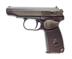 Practice Plastic Rubber Pistol Makarov Military Rissian Army Officer Gun USSR