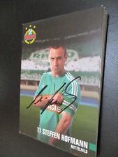 69430 Steffen Hofmann Rapid Wien original signierte Autogrammkarte